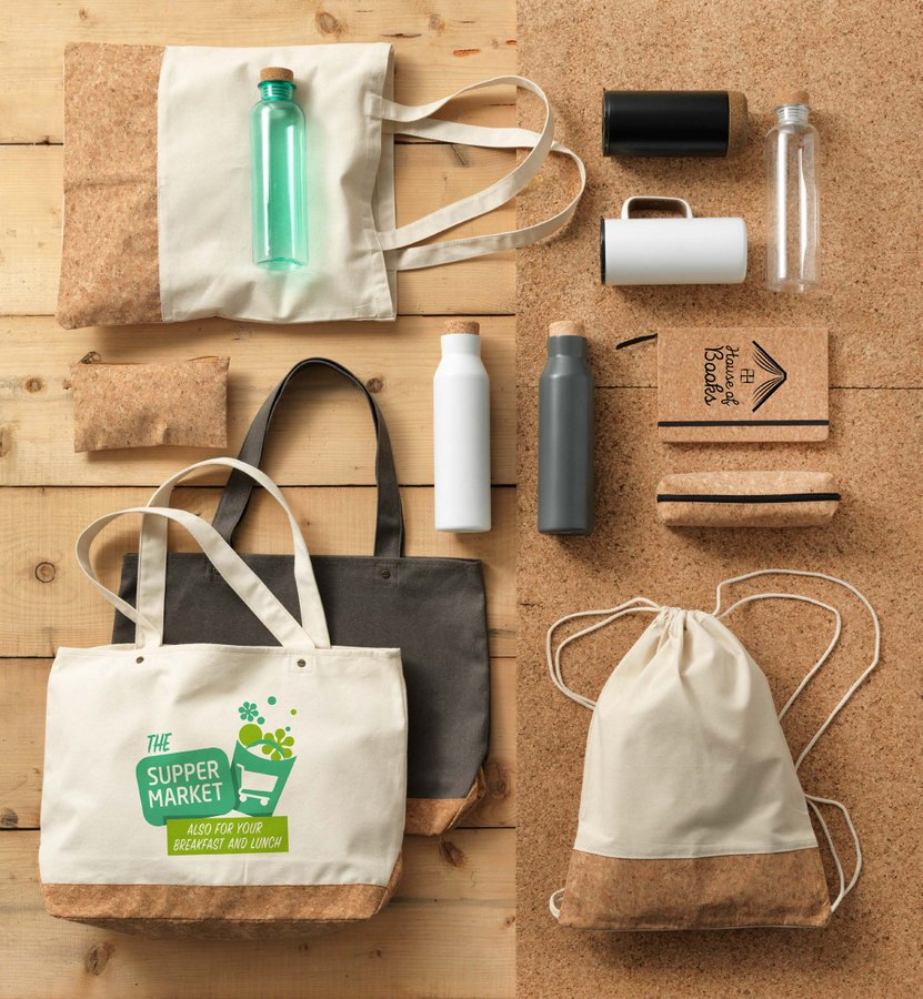 Objets publicitaires green